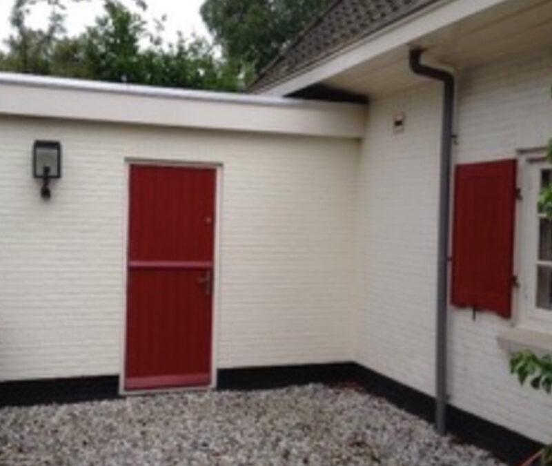 Verbouwde garage
